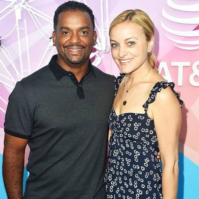 Alfonso Ribeiro and Wife Welcome Baby No. 3 -- Find Out Her Adorable Name