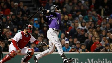 Rockies rally past Red Sox 5-4, spoil Sale's 17 K effort