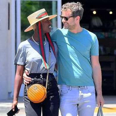 Joshua Jackson and Girlfriend Jodie Turner-Smith Reportedly Get a Marriage License