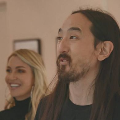 Scott Disick & Willa Ford Transform Steve Aoki's Spare Room: See the Before & After!