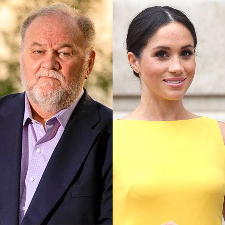 Why Thomas Markle Hasn't Given Up Hope for a Reconciliation With Meghan Markle