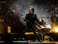 U2's Bono and The Edge revealed as investors in Convoy on-demand trucking tech startup