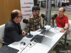GeekWire Podcast live from Microsoft Build with Azure and enterprise head Scott Guthrie