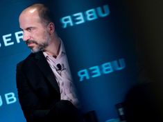 Uber CEO Dara Khosrowshahi says it will 'play by the rules' in flying cars