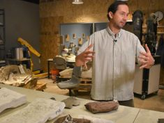 Fossil hunters show off Triassic treasures from Antarctica at the Burke Museum