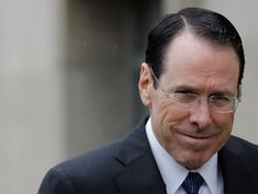 AT&T Chief Says Hiring Michael Cohen on Time Warner Deal a 'Big Mistake'