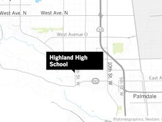 1 person hospitalized, suspect detained after reports of armed man at Palmdale high school