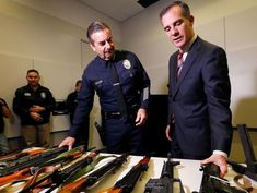 L.A. is holding 2 gun buyback events today