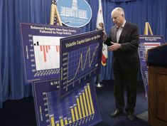Gov. Jerry Brown's parting gift to his successor: ship-shape state finances