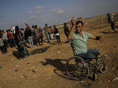 Palestinians in Gaza continue to be killed — and they're supposed to be dangerous?