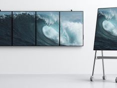 Microsoft announces the Surface Hub 2