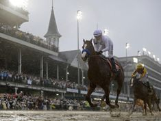 Justify followed a tricky path to win Kentucky Derby. Can he repeat in Saturday's Preakness Stakes?