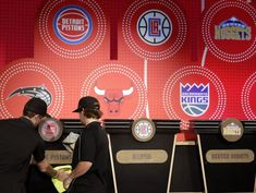 Clippers land the 12th and 13th picks in the 2018 NBA draft lottery; Suns will pick No. 1