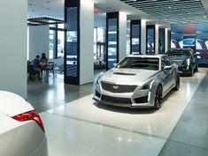 Cadillac Makes Beautiful Cars. Too Bad Americans Want S.U.V.s.