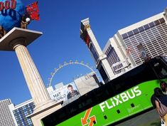 FlixBus launches L.A. service to Las Vegas, San Diego, Phoenix and more