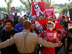 Ciudades y condados se manifiestan en apoyo del 'estado santuario'