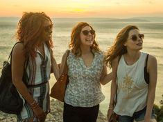 Gillian Jacobs gets wild in girl-tripping comedy 'Ibiza'