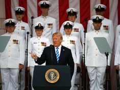 Trump touts his accomplishments in Memorial Day tweet about fallen soldiers