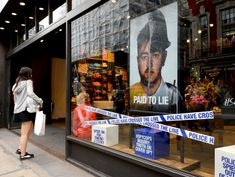 Cosmetics Retailer Lush Drops Campaign Against Undercover British Police