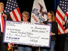 The Donald J. Trump Foundation, Explained