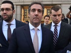 Special counsel remains interested in Cohen, grand jury witness says