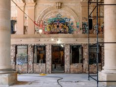 Ford Aims to Revive a Detroit Train Station, and Itself