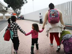 Hundreds of separated migrant families reunited