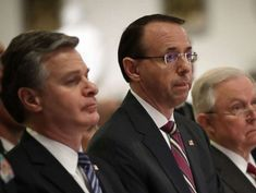 Rod Rosenstein defends himself against 'personal' attacks from GOP's Jim Jordan