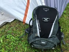 Bag Week 2018: Osprey Momentum 32 is ready for muddy trails