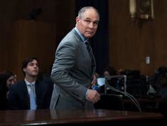 Scott Pruitt, Trump's E.P.A. Chief, Resigns Under Cloud of Ethics Scandals