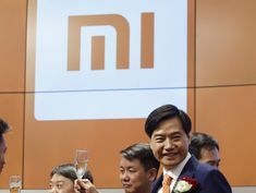 Xiaomi, a Chinese Technology Darling, Slumps After I.P.O.
