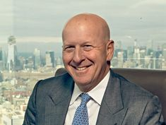 Goldman's President, David Solomon, to Become C.E.O. on Oct. 1