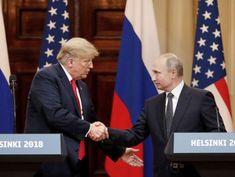 Republican senator calls Trump 'confused' and 'shameful' in summit with Putin