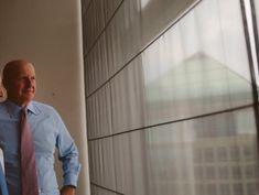 DealBook Briefing: Goldman's New Boss Won't Start a Revolution