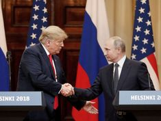 Trump derides news media as 'enemy of the people' over Putin summit coverage
