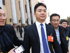 Head of Chinese Giant JD.com Named as Host of Sydney Party in Sexual Assault Case