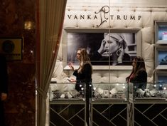 Ivanka Trump Shuts Down Namesake Fashion Brand