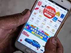 T-Shirts, Toilet Paper and Rotten Mangoes. This Chinese App Sells It All.