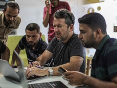 Gaza and Google Translate: Covering the Conflict When You Don't Speak the Language