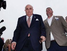 Midterms will answer impeachment question: Giuliani
