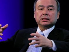 The Week in Tech: SoftBank Strikes Again