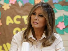 Melania Trump not 'taking sides' in war of words between Trump, LeBron James