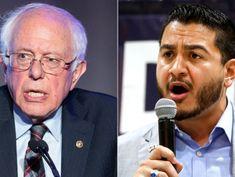 Bernie Sanders stumps in Michigan as progressives eye another upset