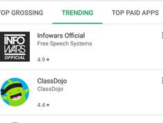 Tech Companies Banned Infowars. Now, Its App Is Trending.