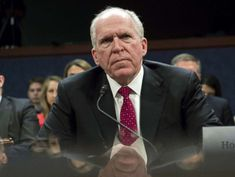 Trump cites Russia probe as motive for revoking ex-CIA director Brennan's clearance