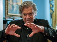 Steve Bannon says GOP must rally behind Trump to survive