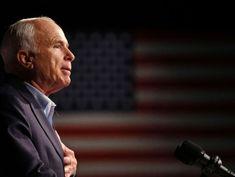 Former President George W. Bush 'honored' to eulogize John McCain