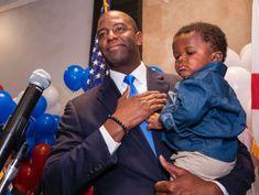 African-American Andrew Gillum secures Dem gubernatorial nomination in Florida