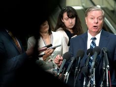 Graham: 'It pisses me off to no end' when Trump criticizes McCain