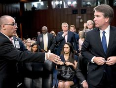 Father of Parkland victim says Kavanaugh would not shake his hand at hearing